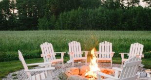 11 Excellent DIY Fire Pits Tutorials