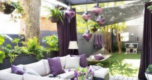#23 Außergewöhnliche Außenwohnzimmer-Designs