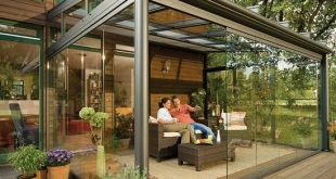Glass Patio Rooms from Weinor - Glasoase