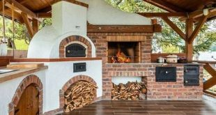Gorgeous Kitchen Design Ideas For Outdoor Kitchen 27 - Gurudecor.com