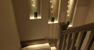 Most Popular Light for Stairways Ideas | Tags: led staircase accent lighting, st...