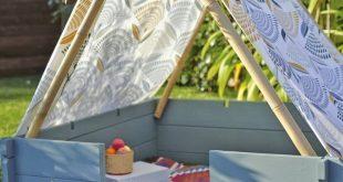 Umleiten Sie ein Gemüsebeet – Joli Place – Garden And Patio - #bank #ein #G...