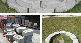 30+ Amazing DIY Backyard Fire Pits Design Ideas