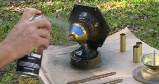 Do it: How to Paint Outdoor Light Fixtures