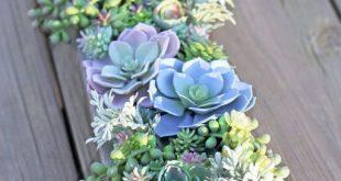 Fünf fabelhafte Fixierer-obere Bauernhaus Faux Pflanze DIY ...