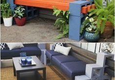 How to Make a Cinder Block Bench: 10 Amazing Ideas to Inspire You