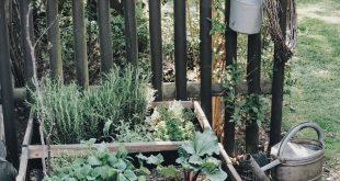 Mit einfachen Mitteln im Garten zu mehr Gemütlichkeit wie bei Herzstueck! Ent...