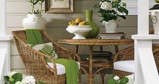 Patio Decor, so frisch und entspannend. Willst du sitzen, entspannen, lesen, mit meinem Hündchen