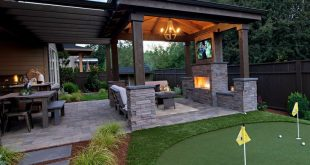 √ 27 Gorgeous Covered Patio Ideas for Your Outdoor Space