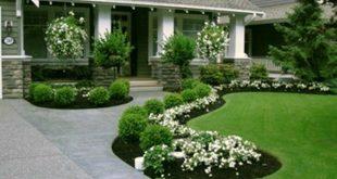 """30 Vorbilder zum Thema """"Vorgarten gestalten"""", die zeigen, worauf es dabei ankommt"""