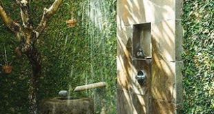 48 Fresh Outdoor Shower Ideas
