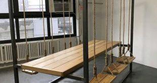 50 Amazing DIY Projects Pallet Swings Design Ideas