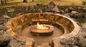50 DIY Fire Pit Design-Ideen, Bright the Dark und Fire the Bored