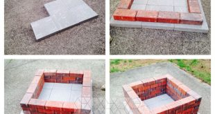 Amazing Cool Tips: Fire Pit Ideas large fire pit awesome.Fire Pit Wall Cinder Bl...