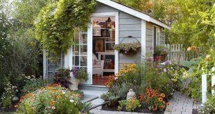 """Better Homes & Gardens auf Instagram: """"Was ist Ihr idealer Gartenschuppen? Ein Ort fü ......"""