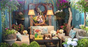 Creative Ideas for Outdoor Rooms {Lowe's Designer Challenge