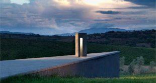 I-Cementi Collection - concrete outdoor lighting | Lucifero, Italy