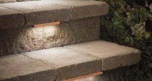 Kichler Bronze 6-LED Hardscape Deck Step and Bench Light - #T3433   Lamps Plus
