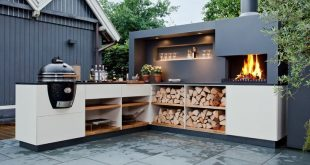 Outdoor Kitchen Ideas – Holen Sie sich unsere besten Ideen für Outdoor-Küchen, einschließlich Charme