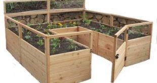 Outdoor Living Today - RB88 - 8 x 8 Raised Cedar Garden Bed